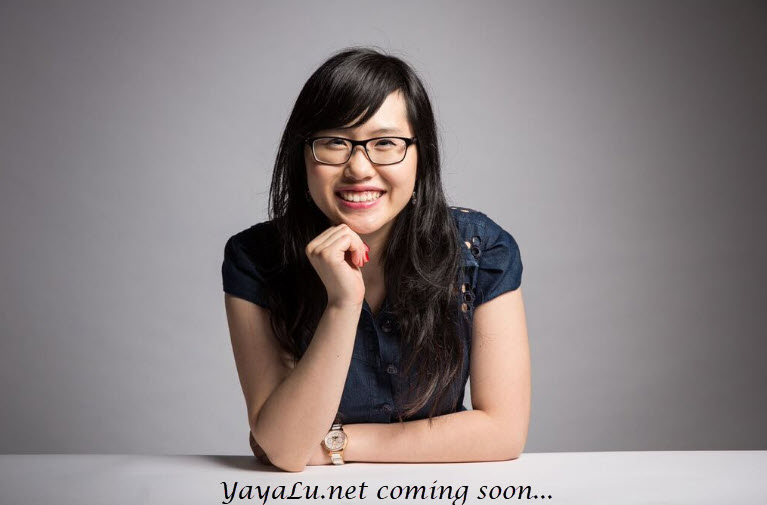 Yaya Lu dot net website coming soon